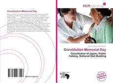 Bookcover of Constitution Memorial Day