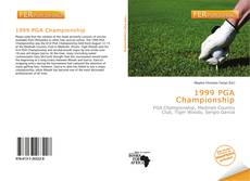 Portada del libro de 1999 PGA Championship