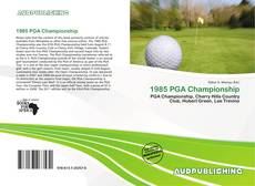 Copertina di 1985 PGA Championship