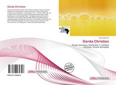 Bookcover of Gerda Christian