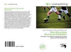 Bookcover of Mike Richardson (Australian Footballer)