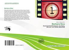 Capa do livro de Barbara New