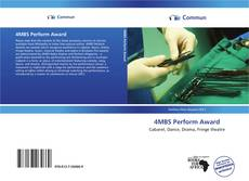 Bookcover of 4MBS Perform Award