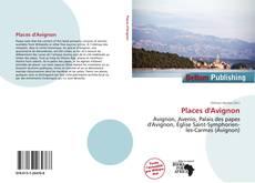 Buchcover von Places d'Avignon