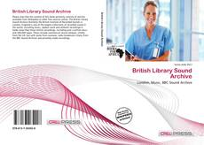 Copertina di British Library Sound Archive