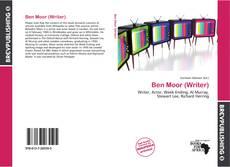 Capa do livro de Ben Moor (Writer)