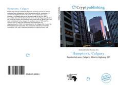 Bookcover of Hamptons, Calgary