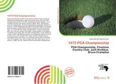 Copertina di 1975 PGA Championship