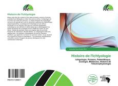 Обложка Histoire de l'Ichtyologie