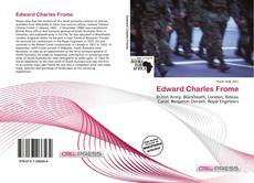 Обложка Edward Charles Frome