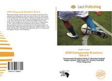 Bookcover of 2008 Campeonato Brasileiro Série A