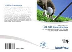 Copertina di 1972 PGA Championship