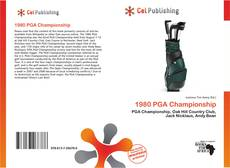 Copertina di 1980 PGA Championship