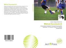 Bookcover of Mikhail Kavelashvili