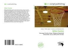 Mike Cortez kitap kapağı