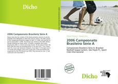 Bookcover of 2006 Campeonato Brasileiro Série A