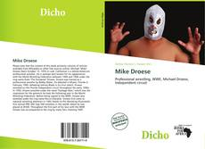 Buchcover von Mike Droese