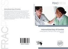 Copertina di International Day of Families