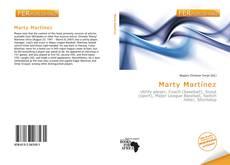 Bookcover of Marty Martínez