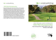Copertina di 1963 PGA Championship