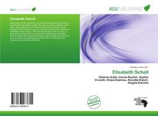 Bookcover of Elisabeth Scholl