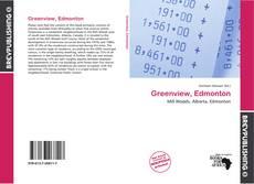 Bookcover of Greenview, Edmonton