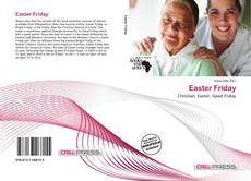 Bookcover of Easter Friday