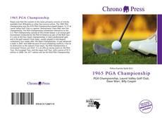 1965 PGA Championship的封面