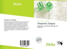 Обложка Chaparral, Calgary