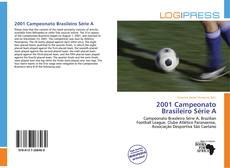 Bookcover of 2001 Campeonato Brasileiro Série A