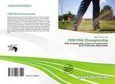 1958 PGA Championship的封面