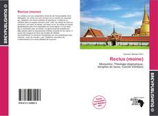 Bookcover of Reclus (moine)