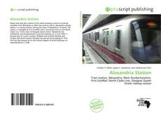 Bookcover of Alexandria Station