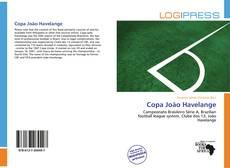 Capa do livro de Copa João Havelange