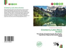 Bookcover of Cranberry Lake (Nova Scotia)