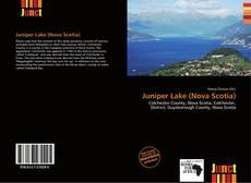 Bookcover of Juniper Lake (Nova Scotia)