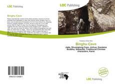 Portada del libro de Binghu Cave