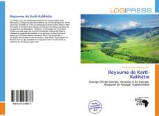 Bookcover of Royaume de Kartl-Kakhétie