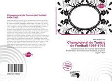 Bookcover of Championnat de Tunisie de Football 1964-1965