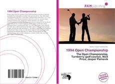 Buchcover von 1994 Open Championship