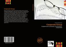 Bookcover of Corporate Group