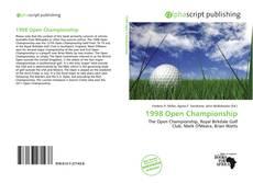 Buchcover von 1998 Open Championship