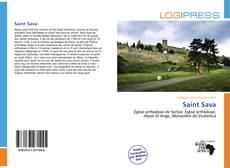 Buchcover von Saint Sava