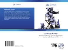 Portada del libro de Anthony Turner