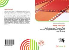 Bookcover of Jane Tucker