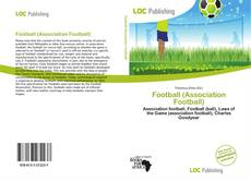 Buchcover von Football (Association Football)