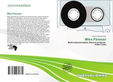 Bookcover of Mike Paxman