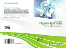 Bookcover of Interaction Électrofaible