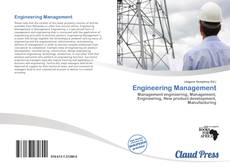 Buchcover von Engineering Management