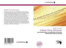 Bookcover of Labour Party (Norway)